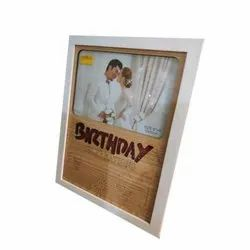 Birthday Gift Wooden Scenery Wall Paintings