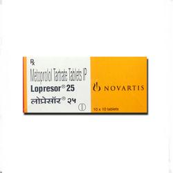 Generic Lopressor Metoprolol Tartrate