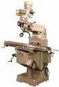 Precicut Vertical Turret Milling Machine, Model Name/number: 3es & 4v/4s