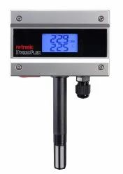 Rotronic  HF1  Humidity & Temperature Transmitter for Clean room,HVAC & BMS for Wall and Duct