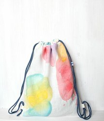 Thamboolam Drawstring Bagpack