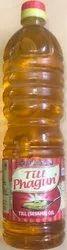 Till Phagun (sesame oil), Packaging Type: Plastic Bottle, Packaging Size: 1 litre