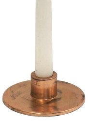 Aluminum Floor Standing Candle Stand