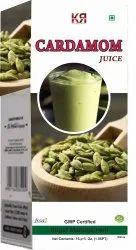 Cardamom Juice