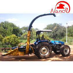 Nandi Celikel Maize Silage Forage Harvester