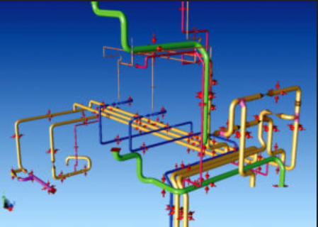 Pipe Stress Analysis in Kozhikode by Infinity Design & Engineering