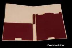 Executive Folder, Packaging Type: Box