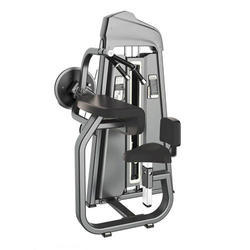 Unisex Seated Triceps Machine