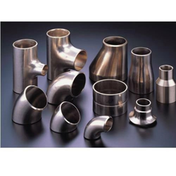 Stainless Steel Butt Weld Fittings For Structure And Gas Pipe