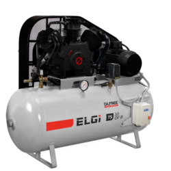 Two Stage Oil Free Piston Compressors