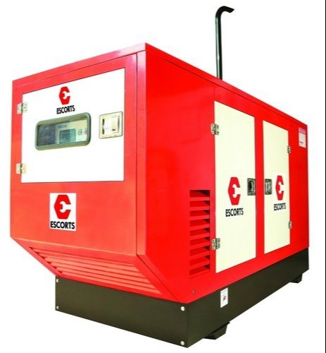 Escort 10 Kva Single Phase Escorts Silent Diesel Generator Rs 247000 Unit Id 20825666297
