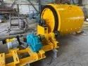Mild Steel Batch Ball Mill, For Industrial