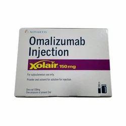Omalizumab Injection