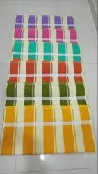 Stripped Cotton Hand Towel, For Bathroom, 250-350 GSM