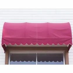 Optional Poyester Polyester Window Awning