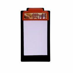 Shakti Bhog Paper Clip Board