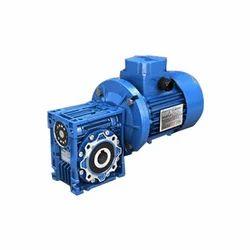 Flange B5 Gear Box Motor, Speed: 2800 RPM