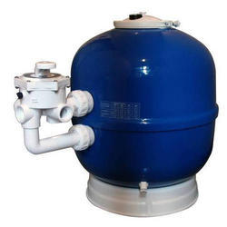 Side Mount Laminated Fiberglass Sand Filter