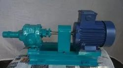 Simplex Pump Unit For Oil