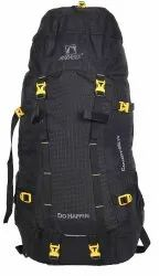 Black And Yellow Climbing Backpack