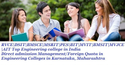 B.e Admission Counseling Services For Sjb Institute Of Technology
