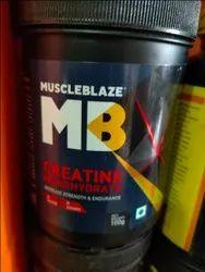 Creatine Muscleblaze