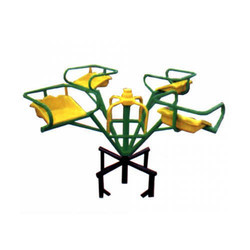 Star Shaped Merry Go Round