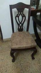 OM Natural Modern Wooden Chair