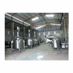 Steel Chemical Reactor Vessel