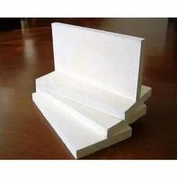 White Ceramic Fiber Board