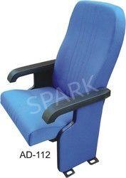AD-112 Auditorium Push Back Chair