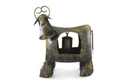 Cow Bell Home Decor Show Piece