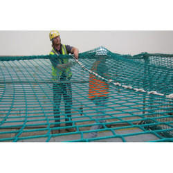 Green Color Safety Net