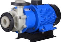 Polypropylene PP / PVDF Magnetic Drive Pumps, For Industrial