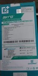 Dialysis Catheter for Dialysis Center