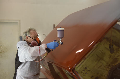 Berger Industrial Self Priming Coating Epoxy Paint Packaging Size 20 Litre Packing Size 20 L Rs 350 Litre Id 10730842930