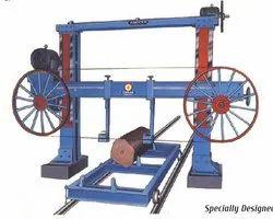 Horizontal BandSaw Machine 42, Capacity: 60 Inch, Model Name/Number: OHB-42