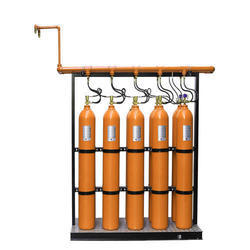 Low Pressure Gas Flooding System