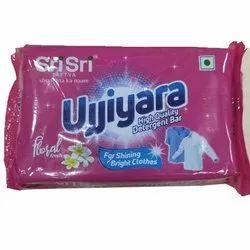 Sri Sri Ujjiyara High Quality Detergent Bar, Shape: Rectangle