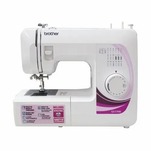 Electric Brother GS 1700 Sewing Machine, Automatic Grade: Automatic