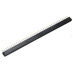 1 x 40 Pin 2 mm Berg Strip Connector