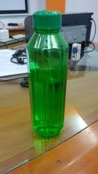 Green Tupperware Waterbottles, Capacity: 1 ltr