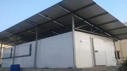 Solar Powered Cold Storage
