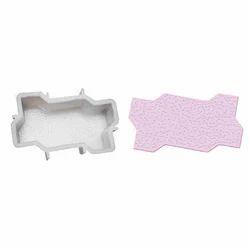 Zigzag Plastic Paver Moulds