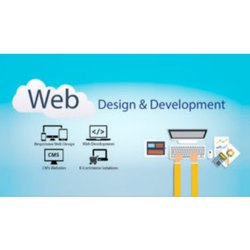 Web Development Sarvice, With Online Support