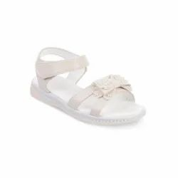 Girls Beige Sandal