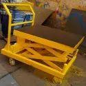 Coil Handling Hydraulics Lifter Machine