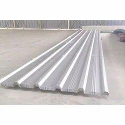 Aluminium Trapezoidal Profile Sheet