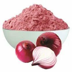 Dehydrated Red Onion Powder.
