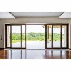 Closet Doors Aluminum Sliding Door, Exterior